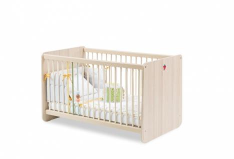 Babybett Cilek Montes verstellbar 60x120