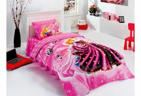 Kinderbettwäsche in Pink Laila Princess