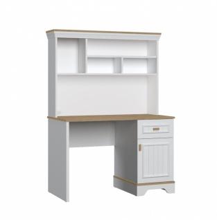 Almila Jugendzimmer Monte 5-teilig Weiß 100x200 - Vorschau 2