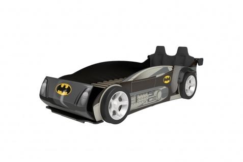 Kinderzimmer Set mit Autobett Batman 8-teilig - Vorschau 2