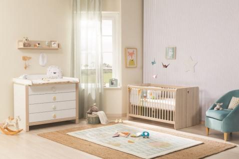 Babyzimmer Set Cilek Montes verstellbar 4-teilig