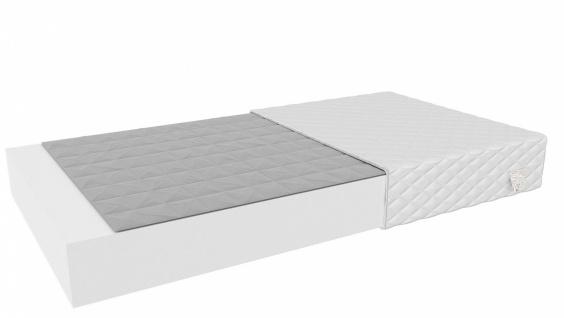 Baby Moon Matratze mit Buchweizen 90x160