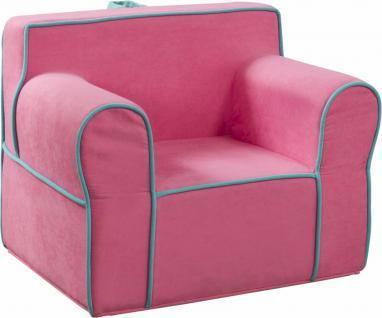 Cilek Princess Komfort Kindersessel in Pink
