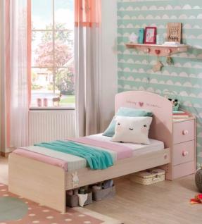 Cilek Baby Girl Babyzimmer Set in Rosa 3-teilig - Vorschau 2