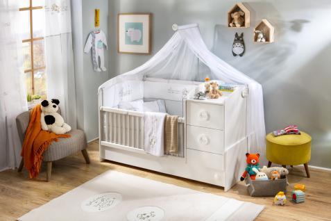 Cilek Baby Cotton mitwachsendes Babybett