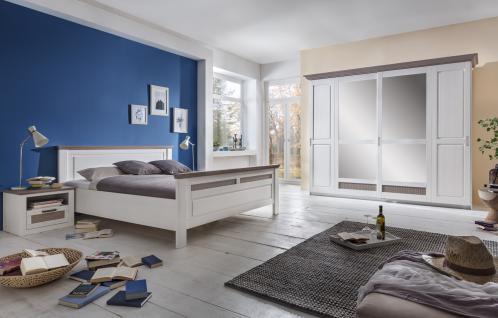 Schlafzimmer komplett Leopold 3-teilig - Vorschau 1