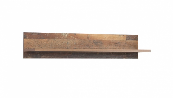 Wandpeneel Old Wood Cleo 120x23x22