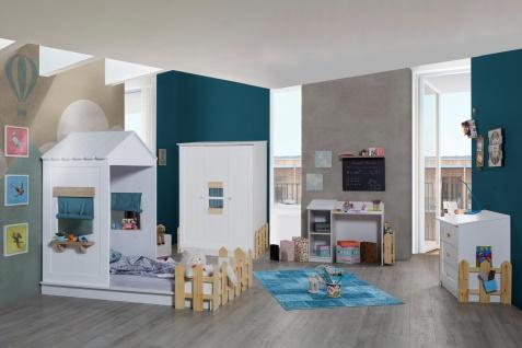 Kinderzimmer komplett Homeland in Blau