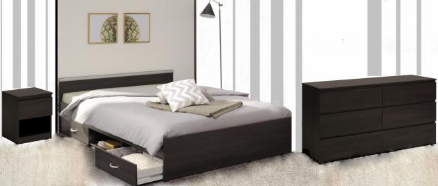 kommode schlafzimmer online bestellen bei yatego. Black Bedroom Furniture Sets. Home Design Ideas
