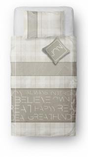 Almila Bettwäsche Set Monte 160x230