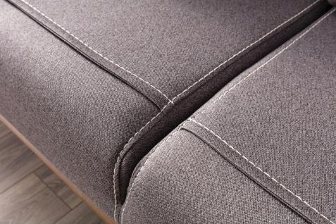 Design Sofa Karaca mit Bettfunktion 2-Sitzer - Vorschau 2