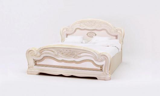 Bett Esperanza Beige 180 x 200 cm