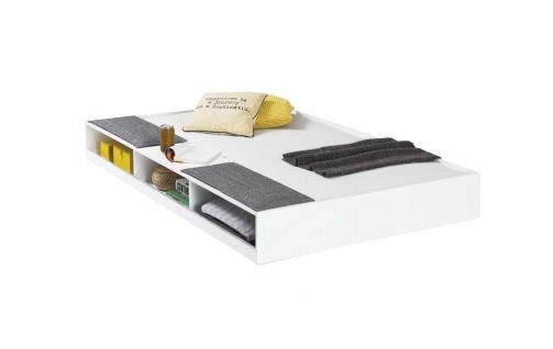 Cilek White Bettkasten Gästebett 90x190