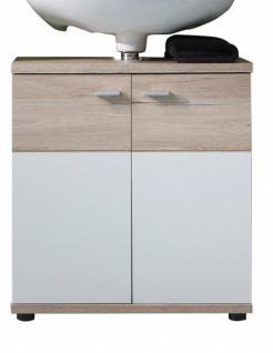 Waschbeckenunterschrank Rikke 2-türig in San Remo