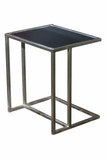 Beistelltisch Metall Esem mit MDF Tischplatte