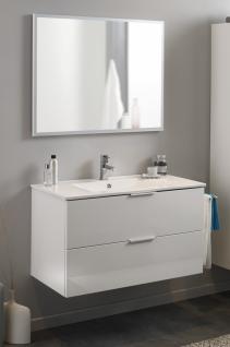 Parisot Luxy Waschbeckenunterschrank mit Spiegel
