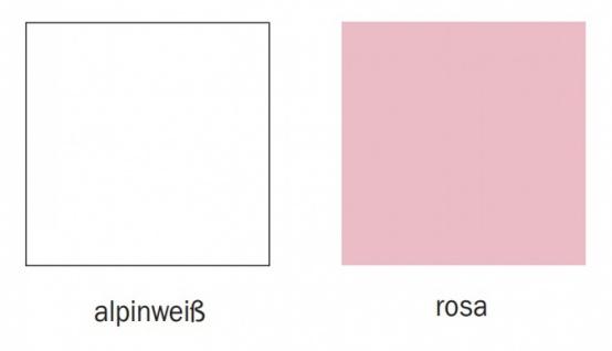 Regalelement Rosa Aik 1-türig mit Schubkästen