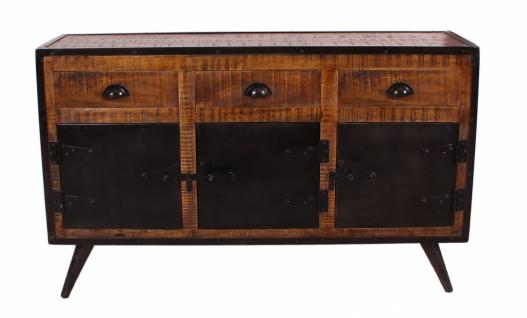 sideboard eisen g nstig sicher kaufen bei yatego. Black Bedroom Furniture Sets. Home Design Ideas