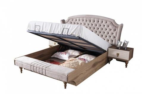 Weltew Schlafzimmer Beyoglu 6-teilig Bett 160x200 cm - Vorschau 2