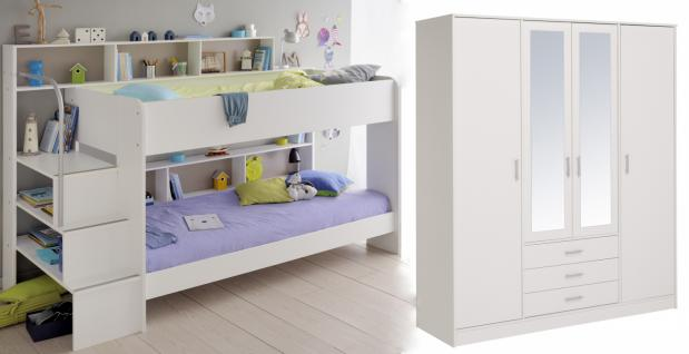 etagenbett mit schrank simple etagenbett lupo ii with. Black Bedroom Furniture Sets. Home Design Ideas