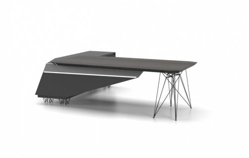 Büro Schreibtisch Xenon in modernem Design - Vorschau 1