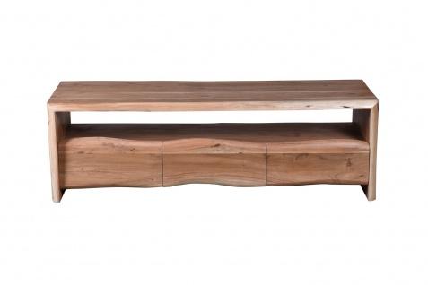 Sit Lowboard Massivholz Albero mit Schubkästen