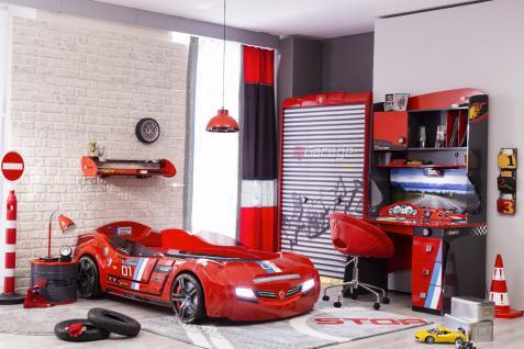 Cilek Kinderzimmer Champion Racer 3-teilig