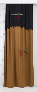Cilek Black Pirate Vorhang 140x260