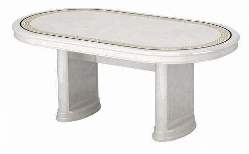 esstisch oval g nstig sicher kaufen bei yatego. Black Bedroom Furniture Sets. Home Design Ideas