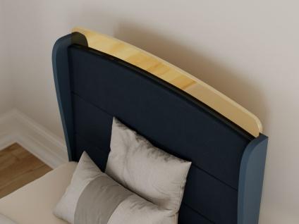 Jugendzimmer komplett Elegant Blue 7-teilig - Vorschau 2