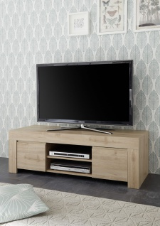TV Unterschrank in Eiche Cadiz NB Fire