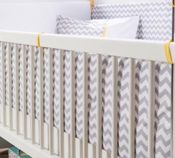Cilek Cradle Babybett Wiege 50x100 mit Matratze - Vorschau 3