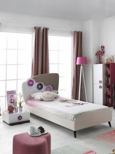 Mädchen Kinderzimmer Bett Point Young 100x200