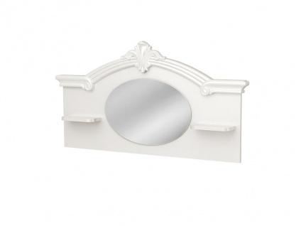 Spiegel Barock Julianna für das Mädchenzimmer