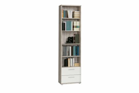 Bücherregal in Sandeiche Anton
