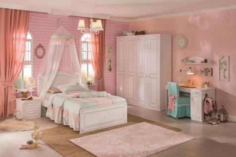Cilek Selena Jugendzimmer Set in Weiß 5-teilig