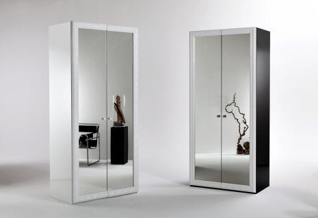 Kleiderschrank weiß hochglanz 2 türig  Kleiderschrank Weiß Hochglanz 2 Türig online kaufen - Yatego