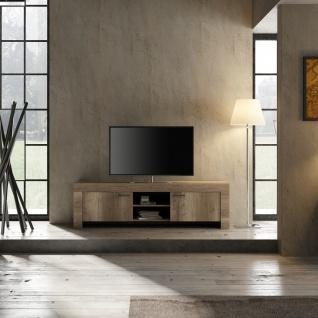 Design TV Schrank in Canyon Oak Grace 2-türig