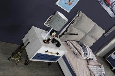 Jugendzimmer Lofty 6-teilig mit USB Anschlüssen - Vorschau 2