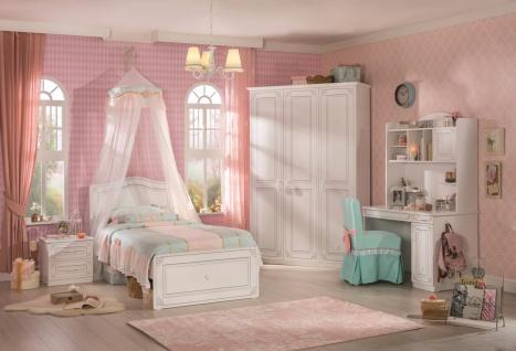 Cilek Selena Jugendzimmer in Weiß 5-teilig