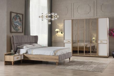 Schlafzimmer Set Venic mit Stauraumbett