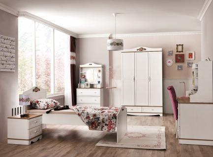 Kinderzimmer komplett Lorena 5-teilig