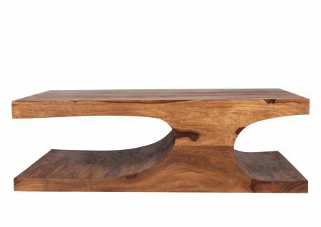 Couchtisch Vincia 118x70 cm mit seitlichen Fächern