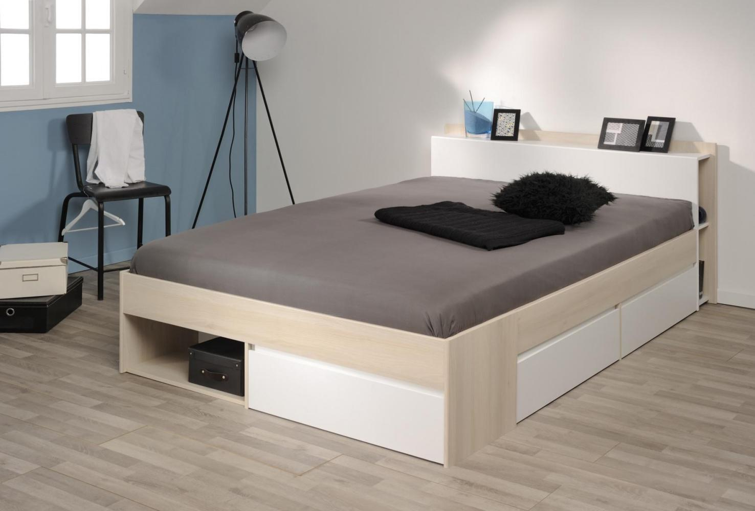 Parisot Most Schlafzimmer Set Liegefläche 140x200 - Kaufen bei Möbel-Lux