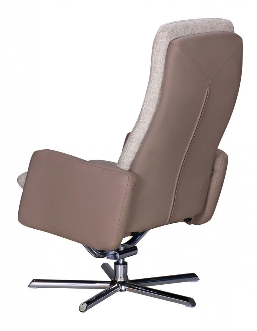 relaxsessel relax tv sessel leder optik braun kaufen bei. Black Bedroom Furniture Sets. Home Design Ideas