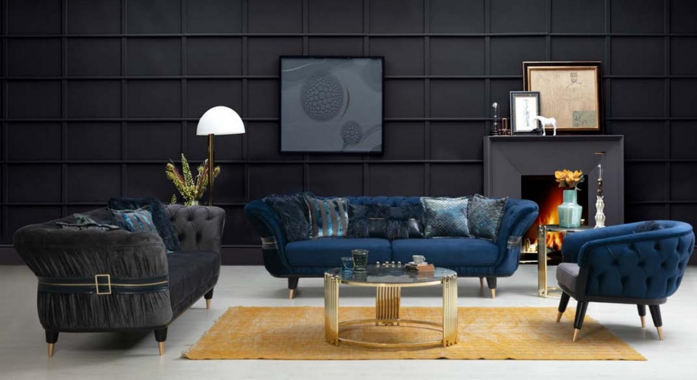 Wohnzimmer Couch Kombination Londos Kaufen Bei Mobel Lux