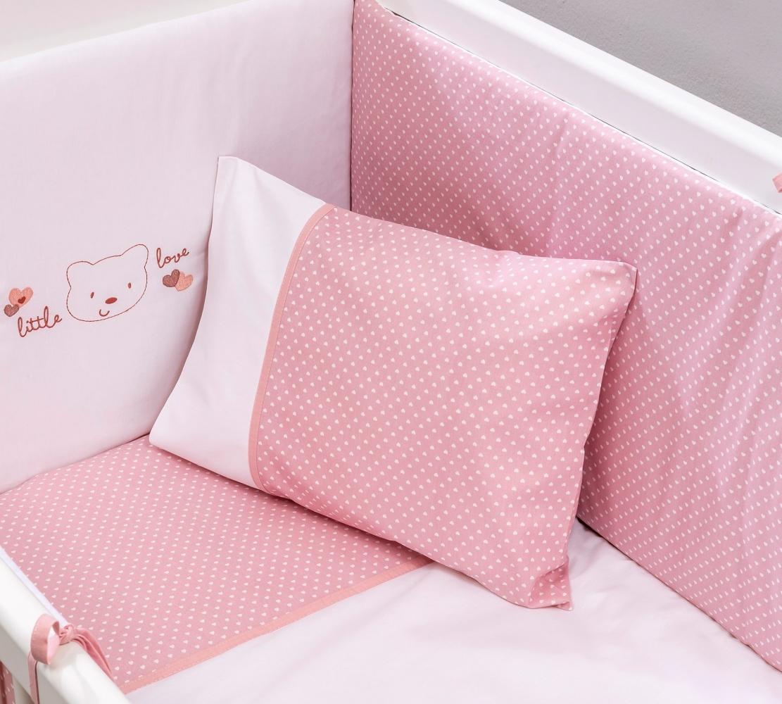 Cilek Little Love Baby Bettwäsche Set 60x120 Kaufen Bei Möbel Lux
