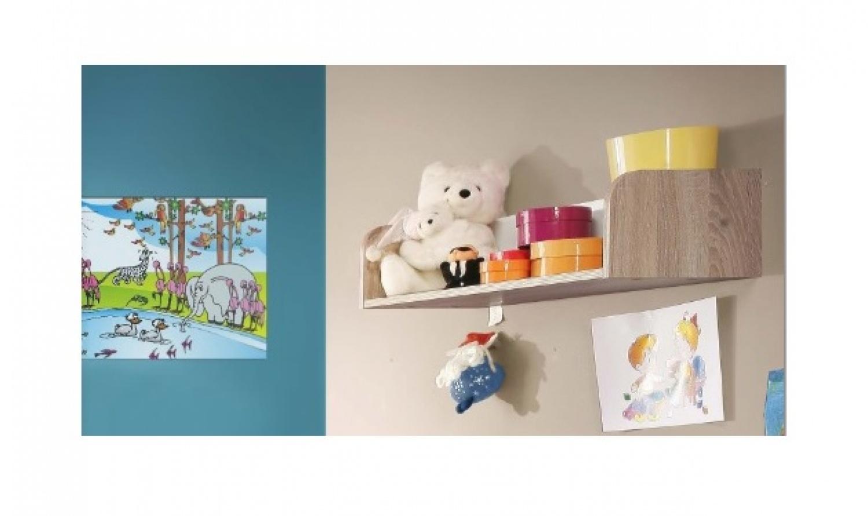 modernes interieur design farben, wandregal in drei farben jesper in modernem design - kaufen bei, Design ideen