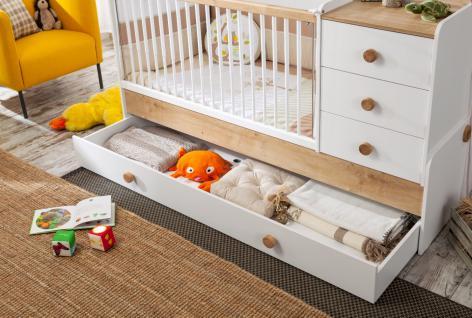 Cilek Natura Baby Babyzimmer 5-teilig mitwachsend - Vorschau 2
