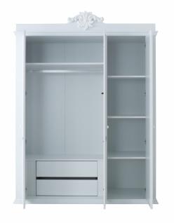 Kinderzimmer Set in Weiß Classic Young 100x200 - Vorschau 3